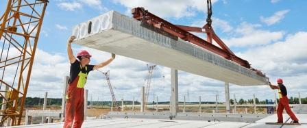 Монтажник з монтажу сталевих і залізобетонних конструкцій