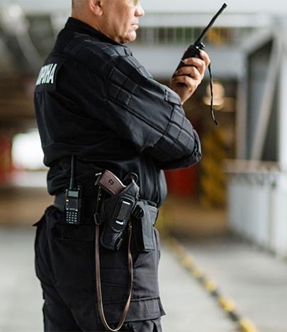 Охоронник Сфера послуг