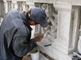 Реставратор декоративних штукатурок