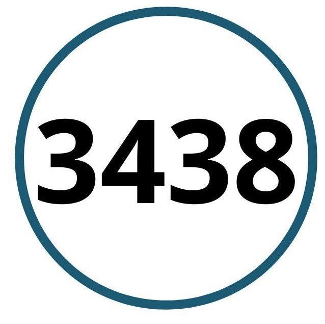 3438 Перепідготовка незайнятого населення