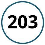 203 Перепідготовка незайнятого населення